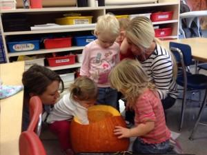 toddler class pumpkin 1